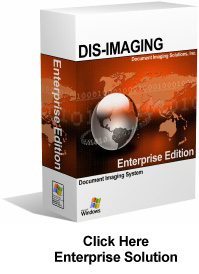 Enterprise Edition Document Imaging Software